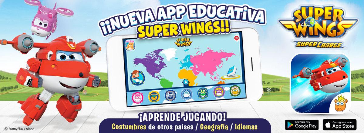 Nueva APP Educativa ¡Aprende Jugando!