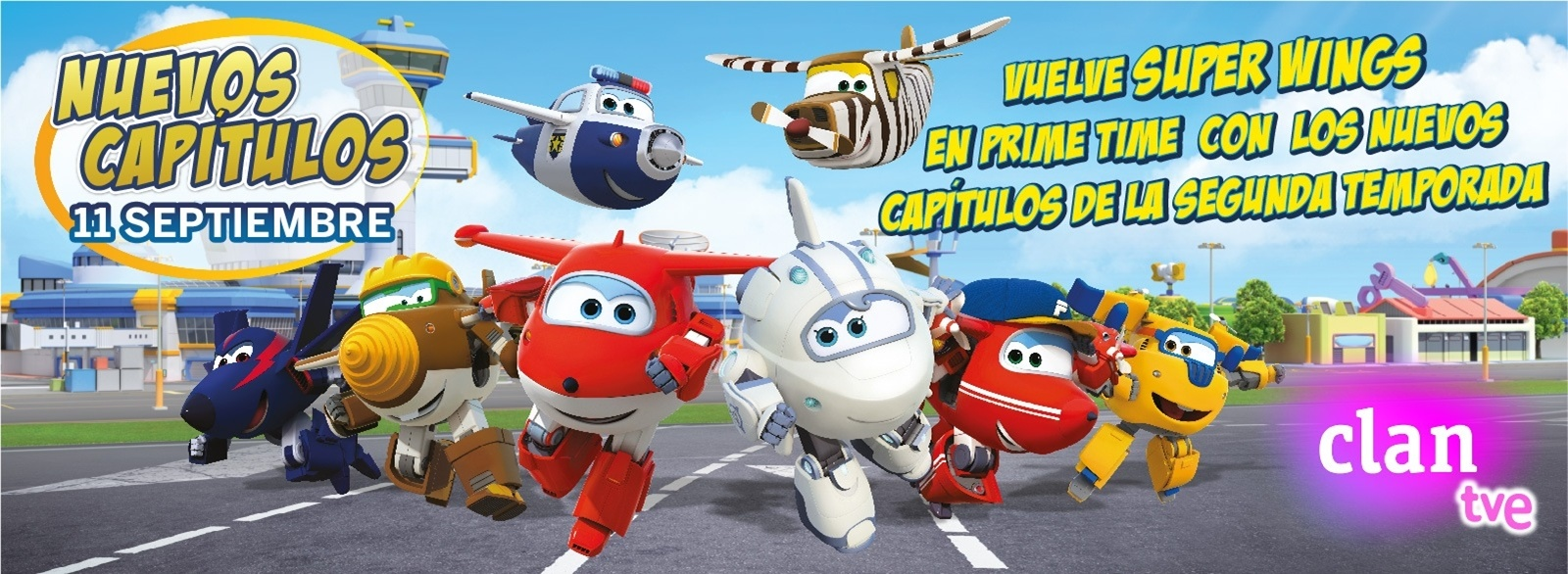 Super Wings 2º Temporada
