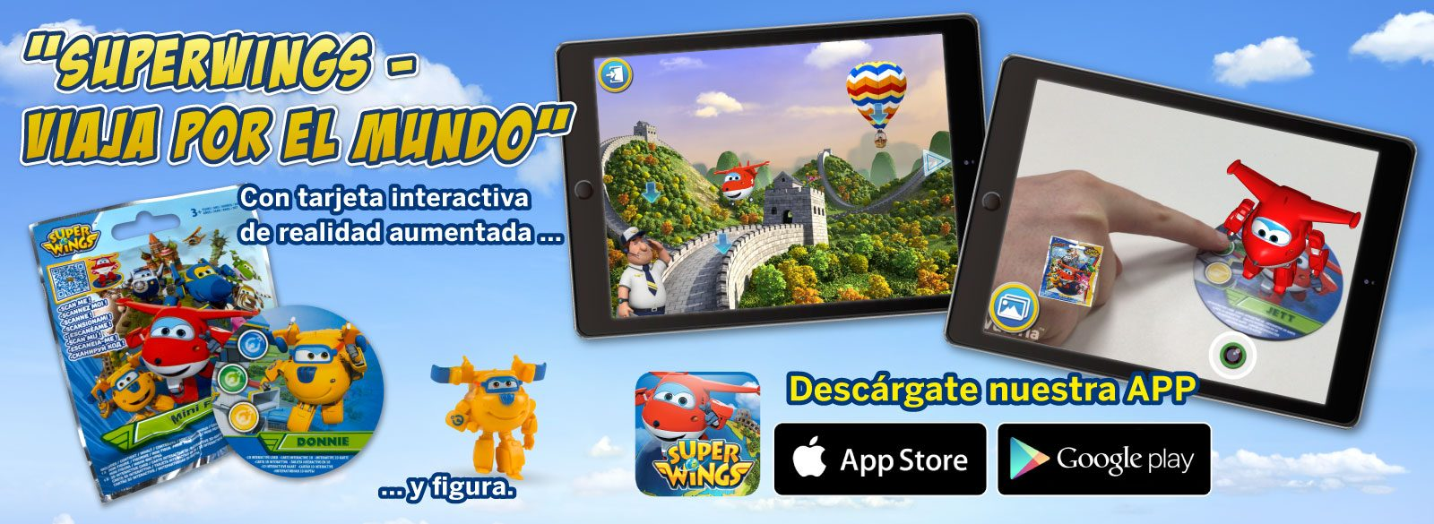 Super Wings APP