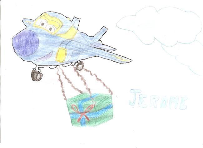 Ganador Concurso Super Wings