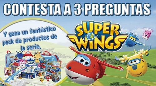 Concurso Clan Super Wings