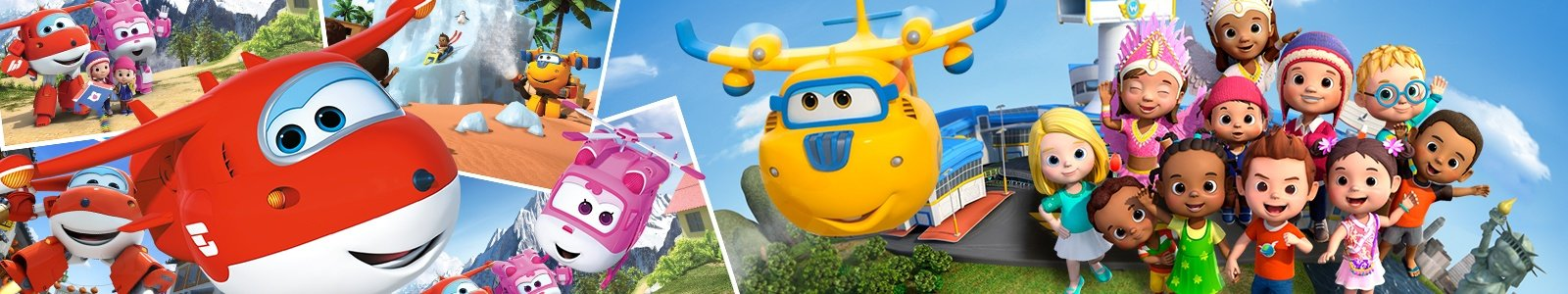 Episodios Super Wings