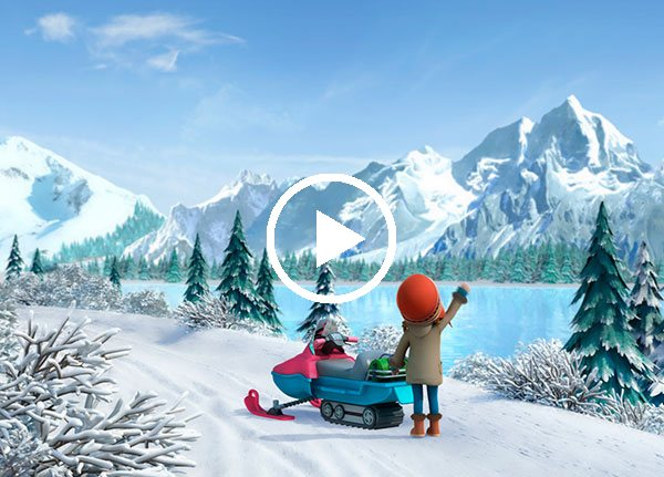 Super Wings Episodio 43