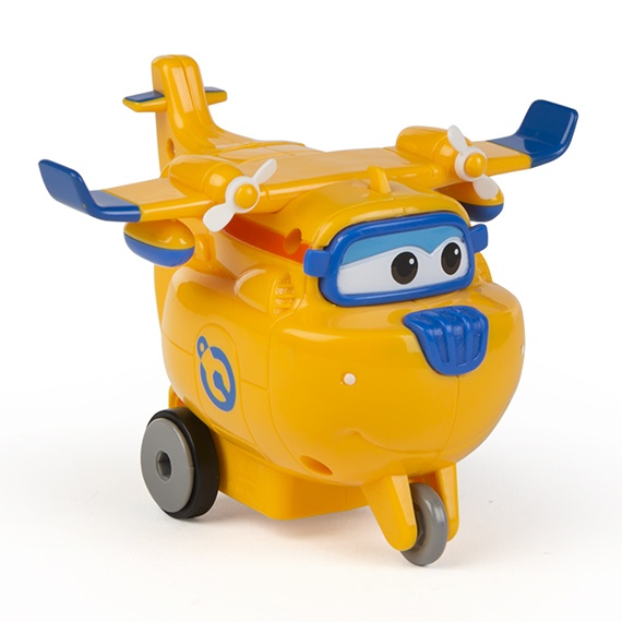 Vroom N Zoom Donnie Super Wings