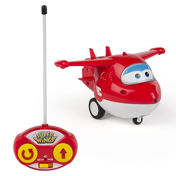 Radio Control Jett Super Wings