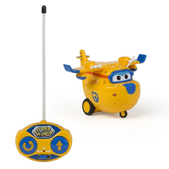 Radio Control Donnie Super Wings
