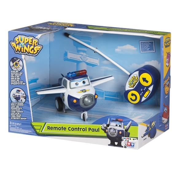 Radio Control Paul