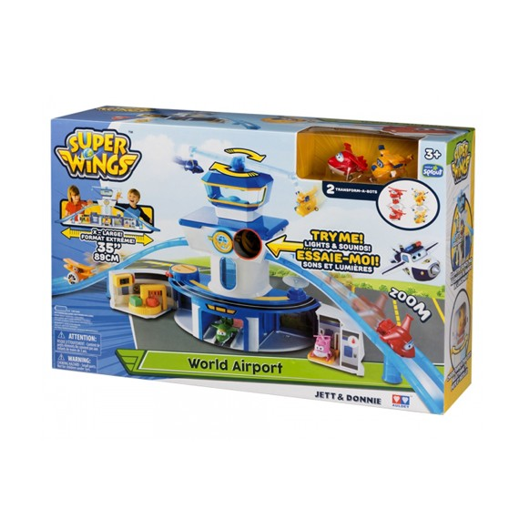 Aeropuerto Internacional Super Wings