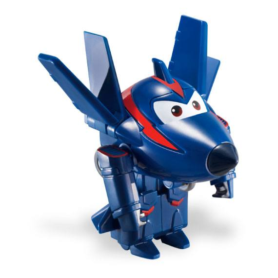 Figura Mini Transformable Chace Super Wings