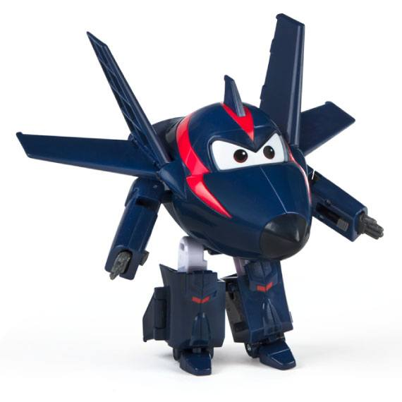 Figura Transformable Chace Super Wings