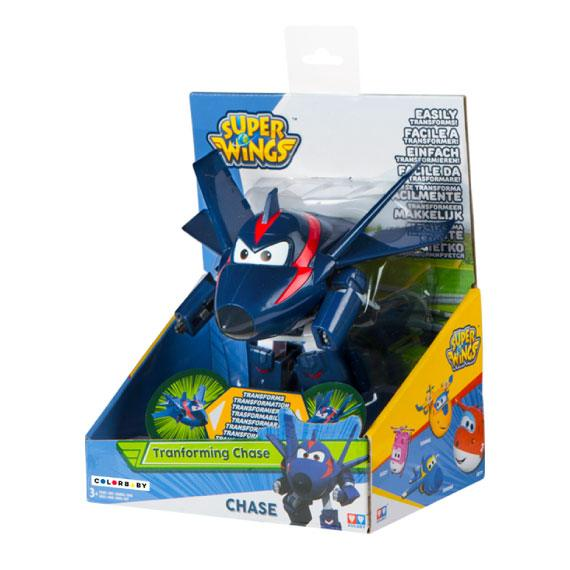 Figura Transformable Chace