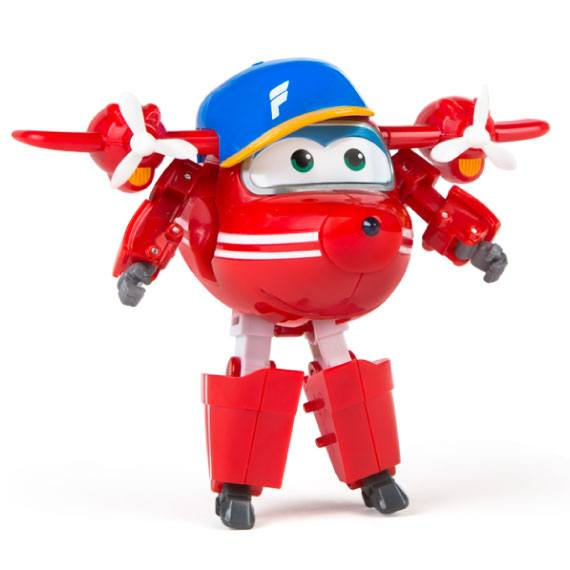 Figura Transformable Flipp Super Wings