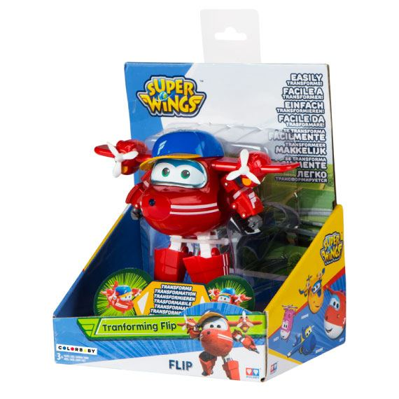 Figura Transformable Flipp