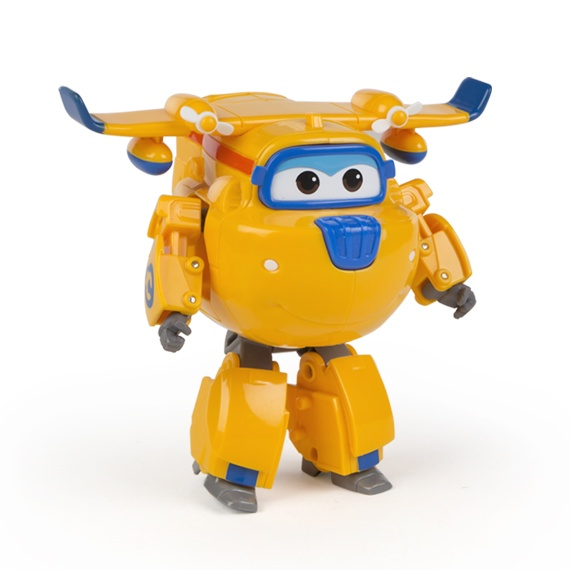 Figura Transformable Donnie Super Wings
