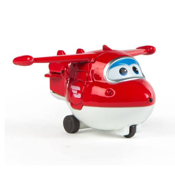 Figura de metal Jett Super Wings
