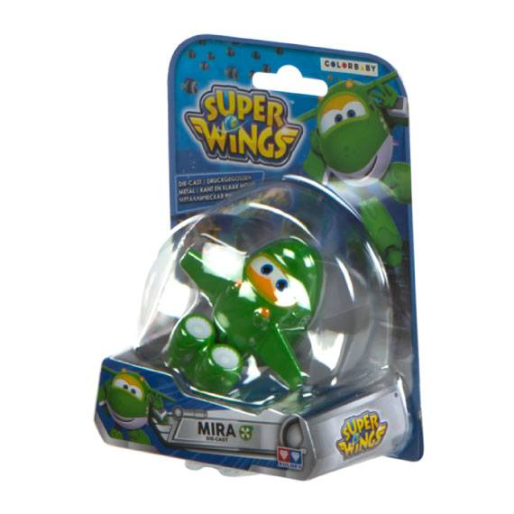 Figura de metal Mira Super Wings