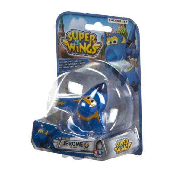 Figura de metal Jerome Super Wings