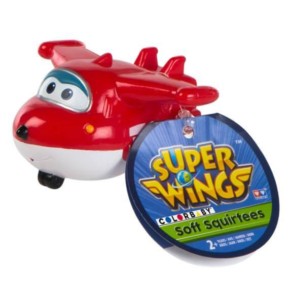 Super Wings Para El Baño - Jett