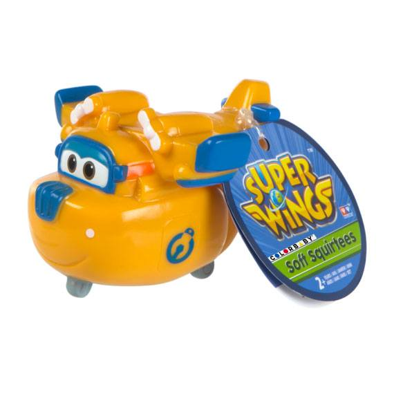 Super Wings Para El Baño - Donnie