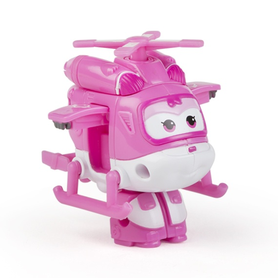 Figura Mini Transformable Dizzy Super Wings