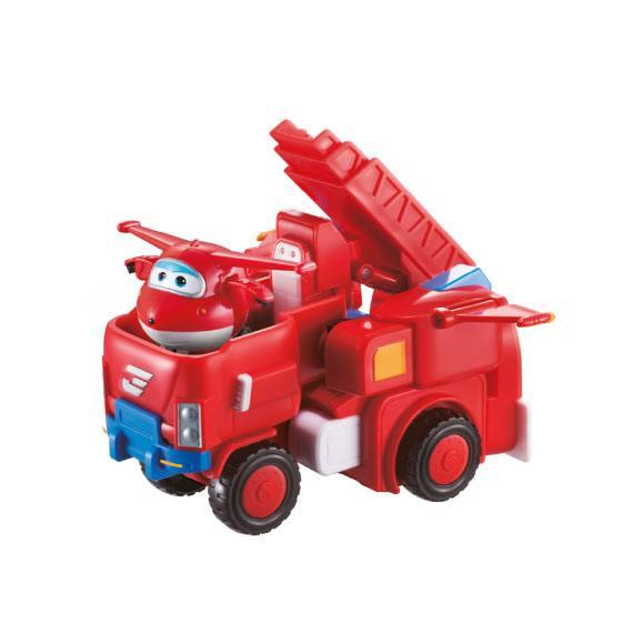 Super Wings + Vehículo Transformable - Jett