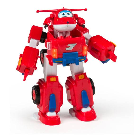 Super Vehículo Jett Super Wings