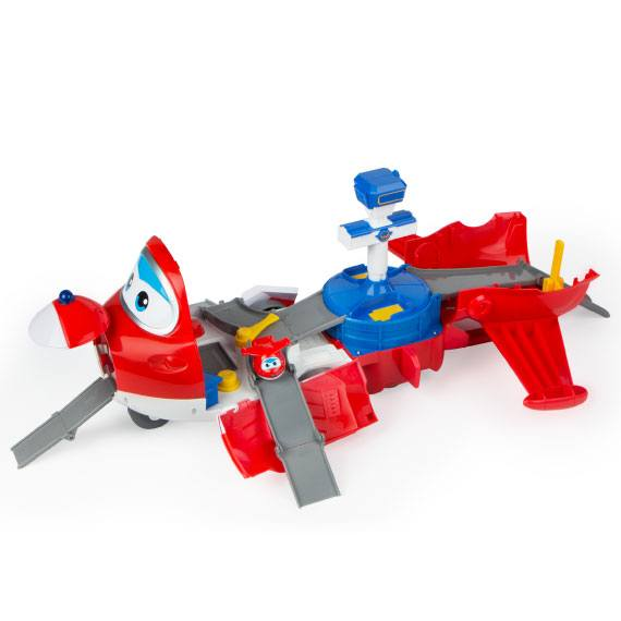 Torre Maletín Jett Super Wings