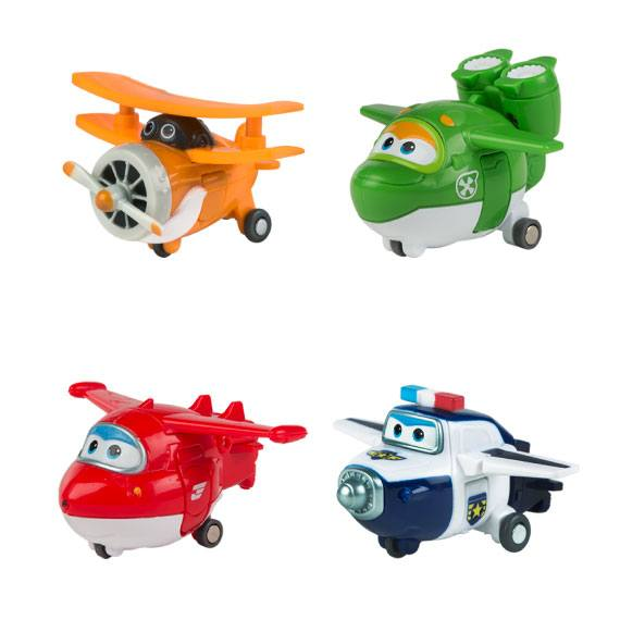 Pack1 Figuras mini Transformables