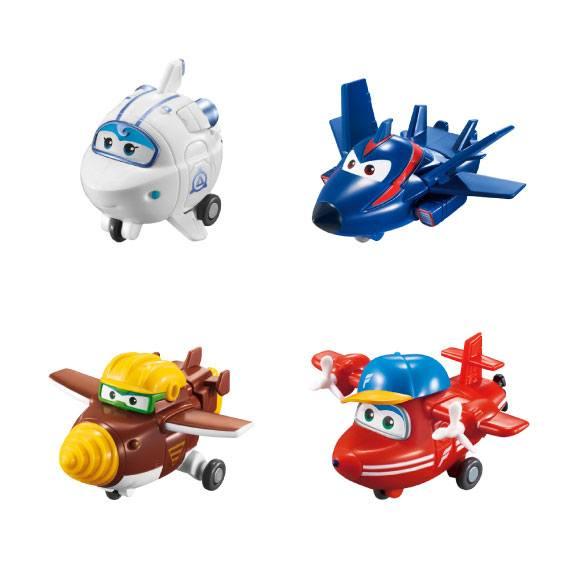 Pack2 Figuras mini Transformables