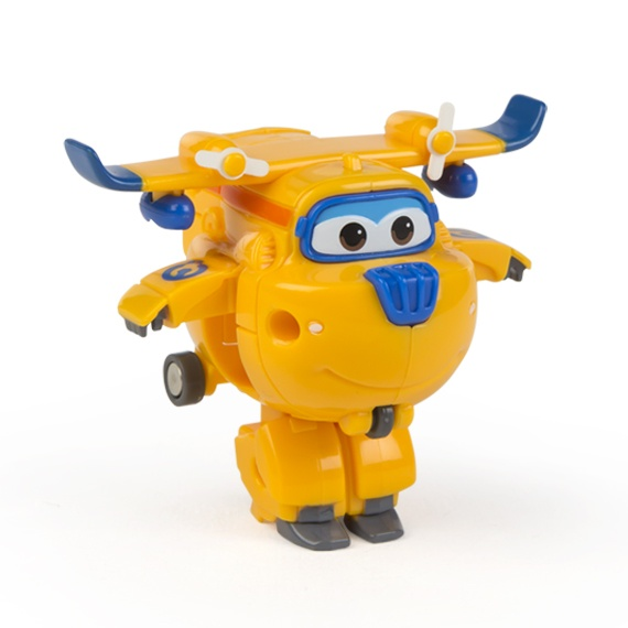 Figura Mini Transformable Donnie Super Wings