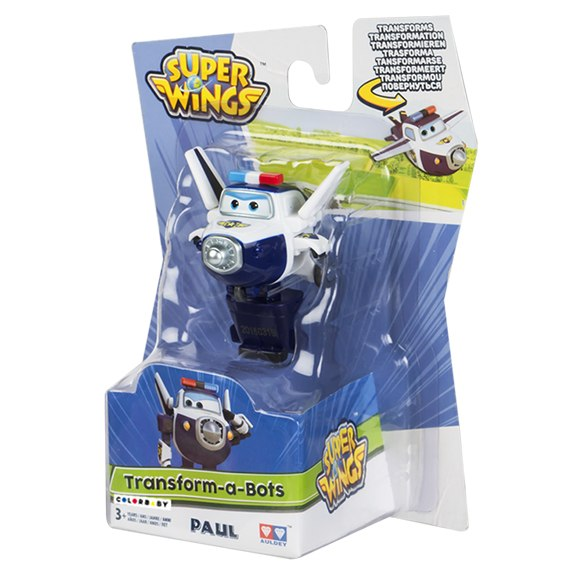 Figura Mini Transformable Paul