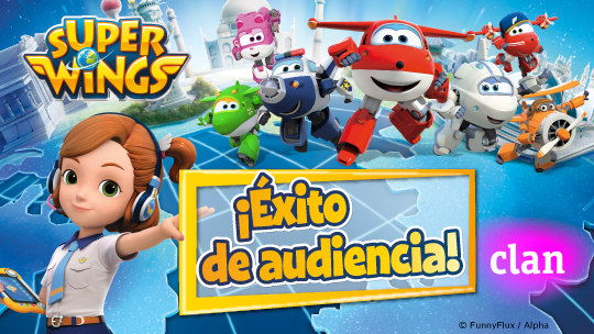 Noticias Super Wings
