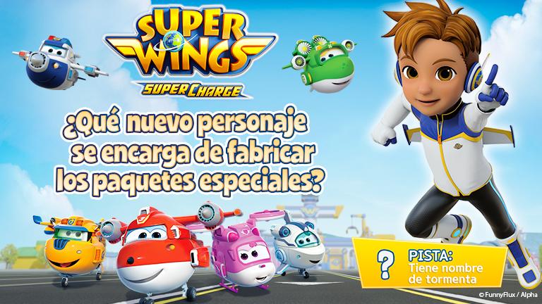 Noticias Super Wings