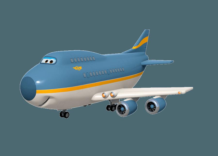 Jett Super Wings | El reparto más rápido del mundo