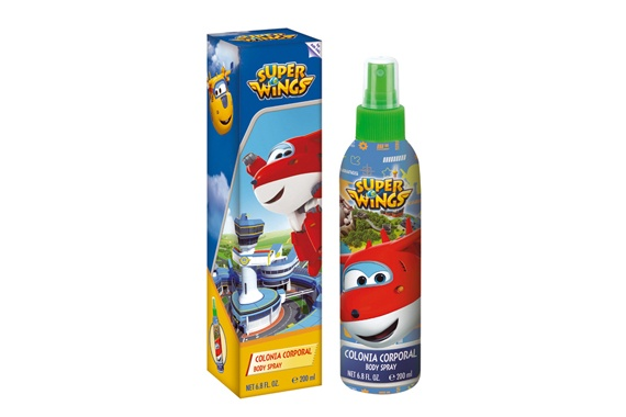 Body Spray 200 ML Super Wings
