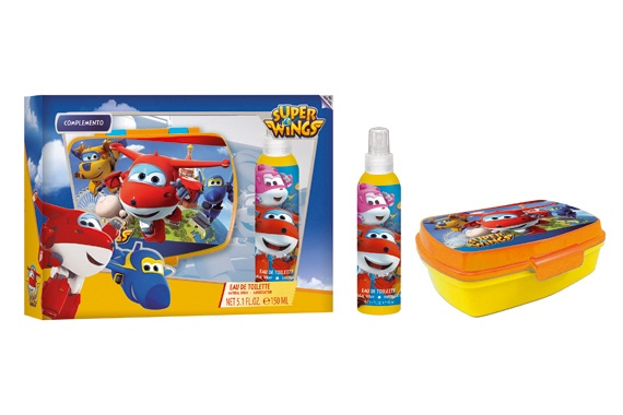 Set EDT 150 ML + SANDWICHERA Super Wings