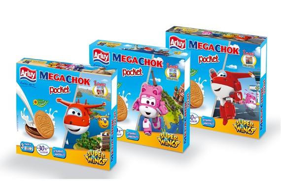 Megachok Pocket 200g