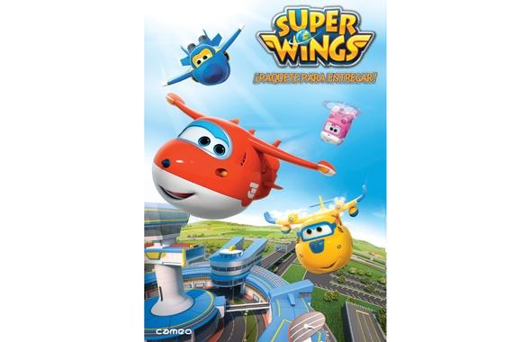Super Wings ¡Paquete para entregar!