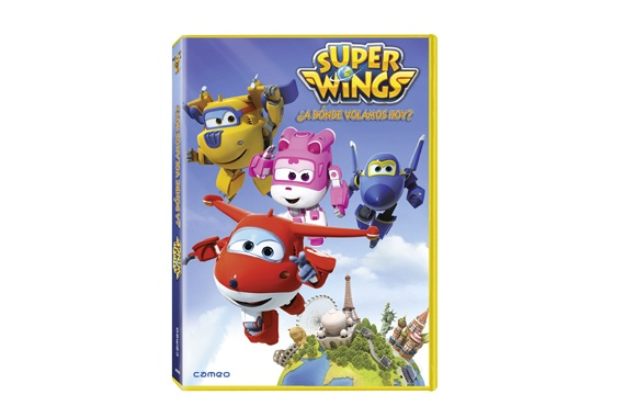 super Wings ¿A dónde volamos hoy? Super Wings
