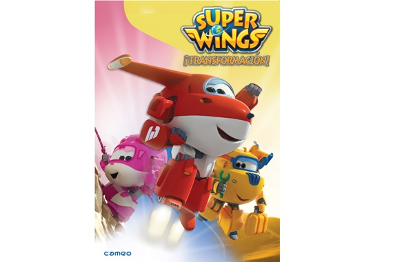 super Wings ¡Transformación!