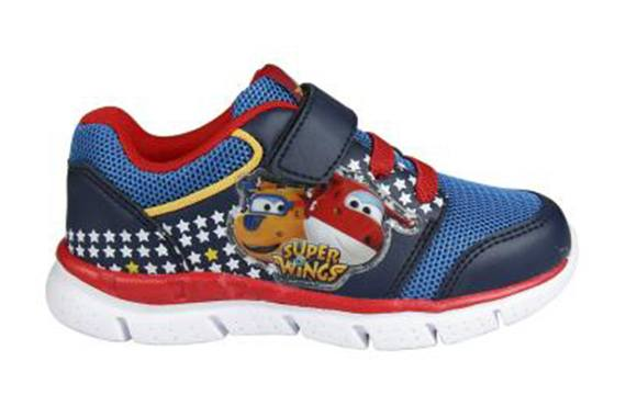 Deportivas UltraLigeras Super Wings