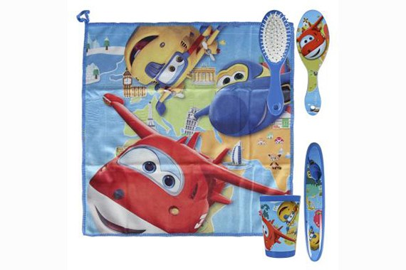 Set de Comedor Super Wings