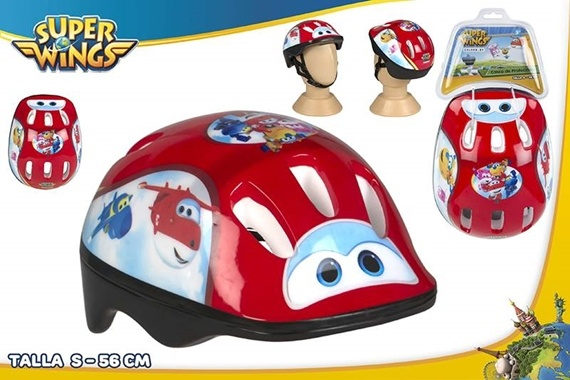 CAPACETE PROTEÇAO - Super Wings Super Wings