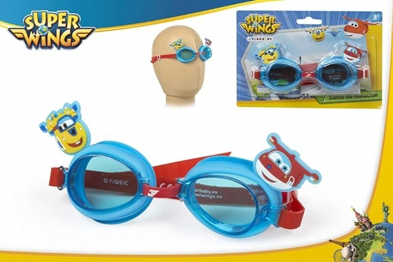 BLISTER GAFAS NATACION - SUPER WINGS