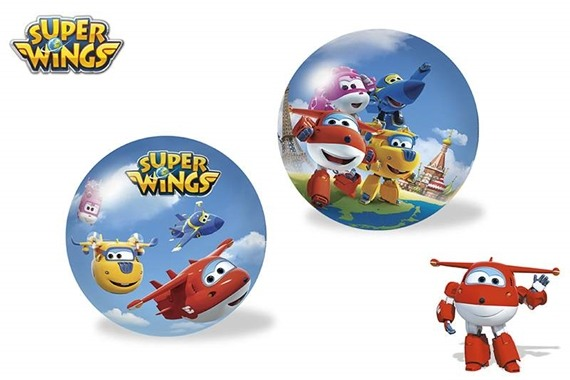 PELOTA PVC D23 CM - Super Wings Super Wings