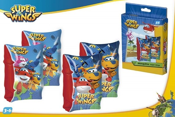 MANGUITOS Super Wings 2/S