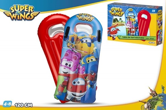 COLCHONETA 120 CM - Super Wings Super Wings