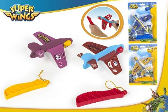 BLISTER AVION FOAM - SUPER WINGS