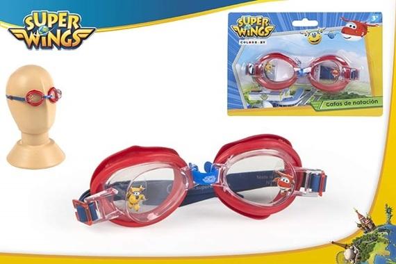 BL Óculos de Natação Infantil Super Wings