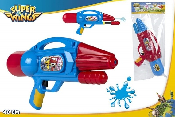 PISTOLA DE AGUA 40CM - SUPER WINGS Super Wings
